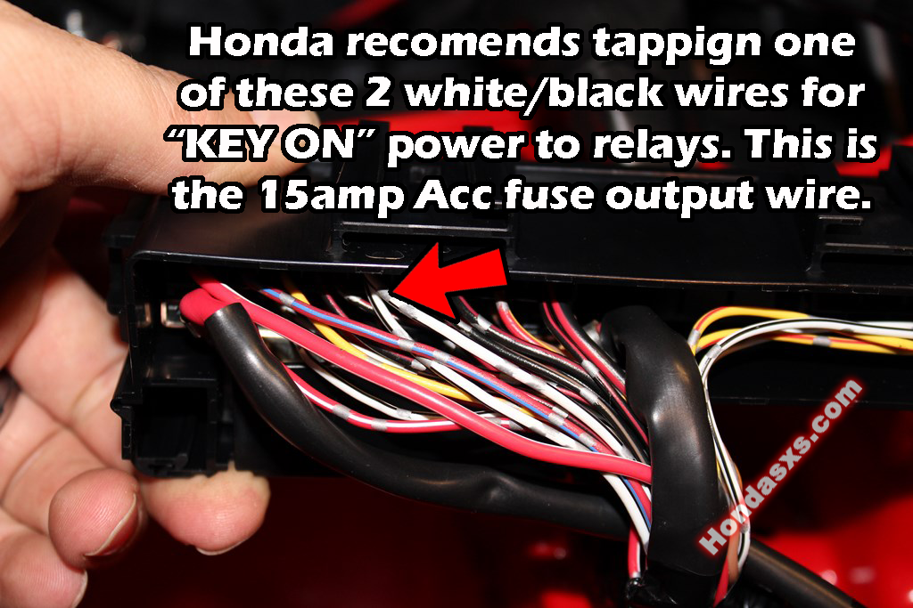 p1000 key on power, illumination, and backup source! honda honda to pioneer wire harness at edmiracle.co