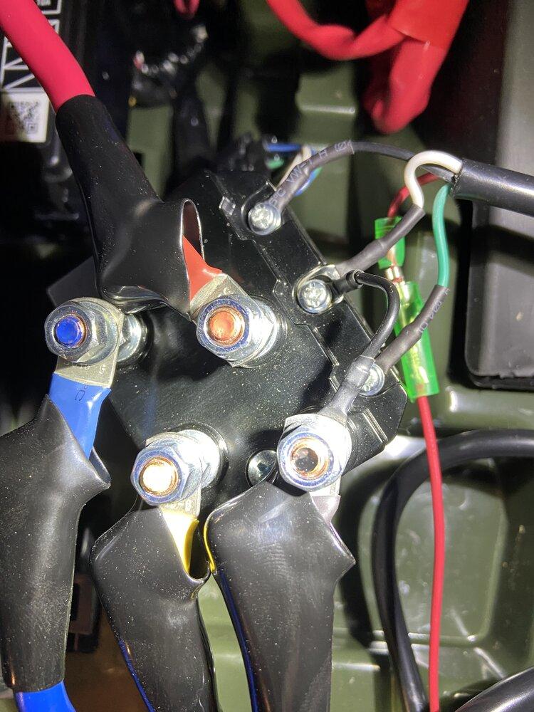 Badlands Zxr 5000 Winch Installation, Badlands Winch Wiring Diagram