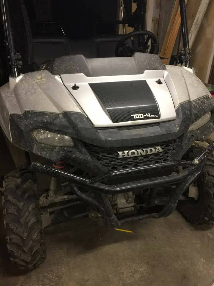 P700 - Pioneer 700 Graphics and Decals | The Honda Side by