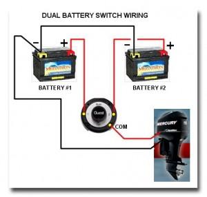 marine battery switch install question | The Honda Side by Side Club! | Battery Switch Wiring Diagram Marine |  | Honda SxS Club