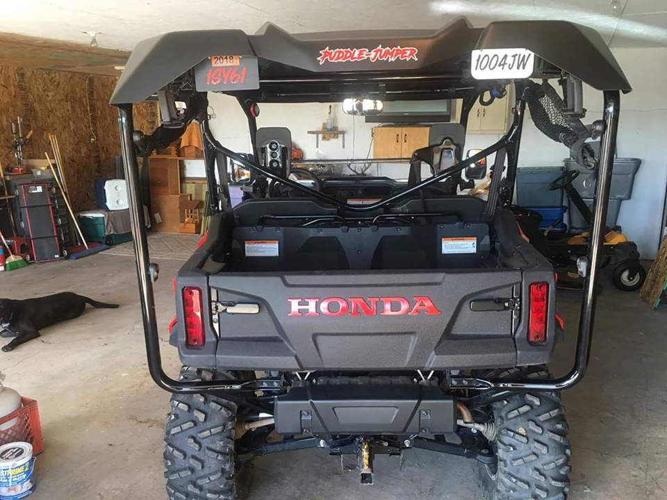 P1000 - Pioneer Graphics/Decals | Page 3 | The Honda Side by