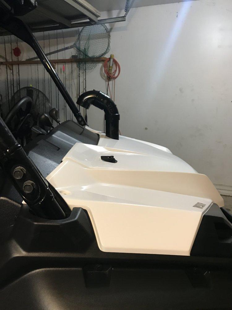 P1000 - Honda Pioneer 1000 Snorkel Kit options! | Page 10