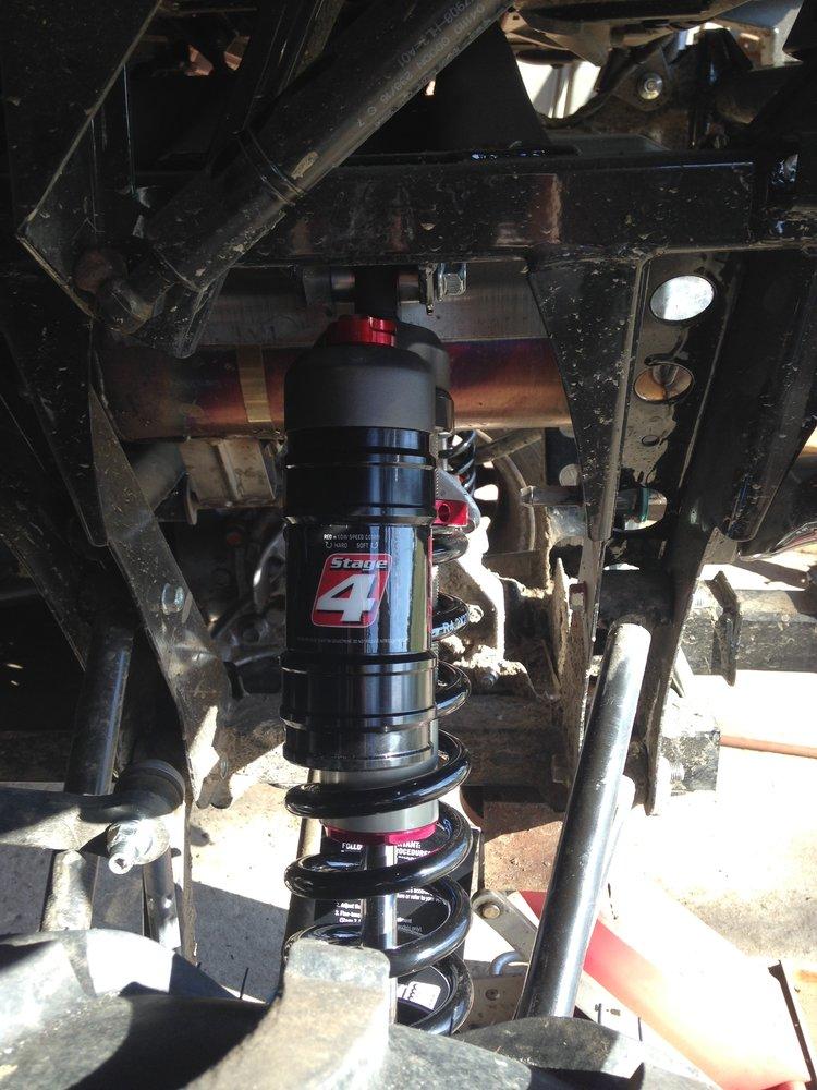 P700 - Elka Shocks   The Honda Side by Side Club!