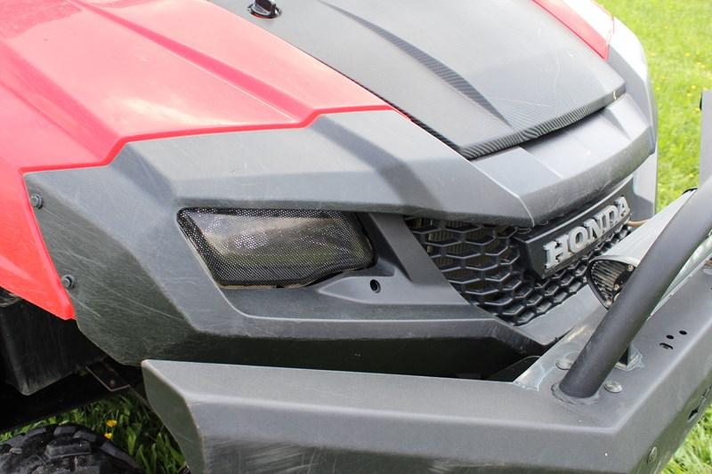 NEW HONDA FOREMAN 500  Reaper Headlight Cover/'s