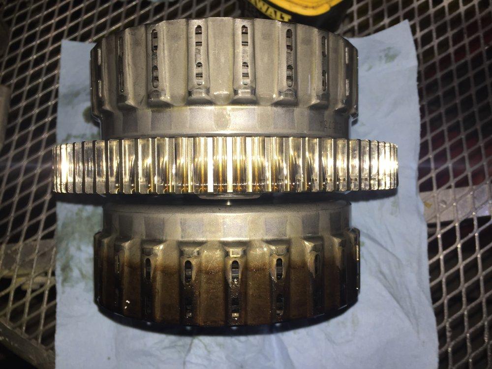 P1000m3 - Transmission problems | The Honda Side by Side Club!