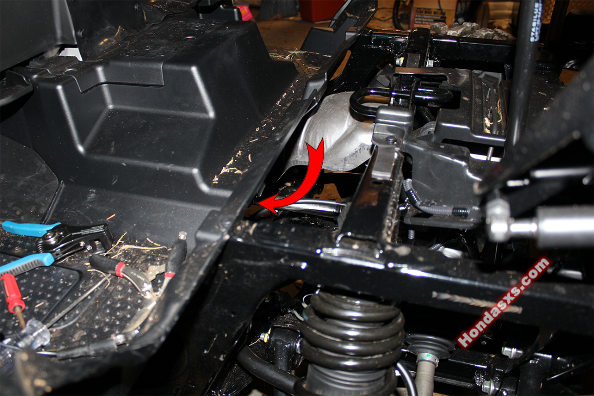 Honda Pioneer 1000 Wiring Harness Trusted Diagrams Avh P4400bh P1000 Key On Power Illumination And Backup Source