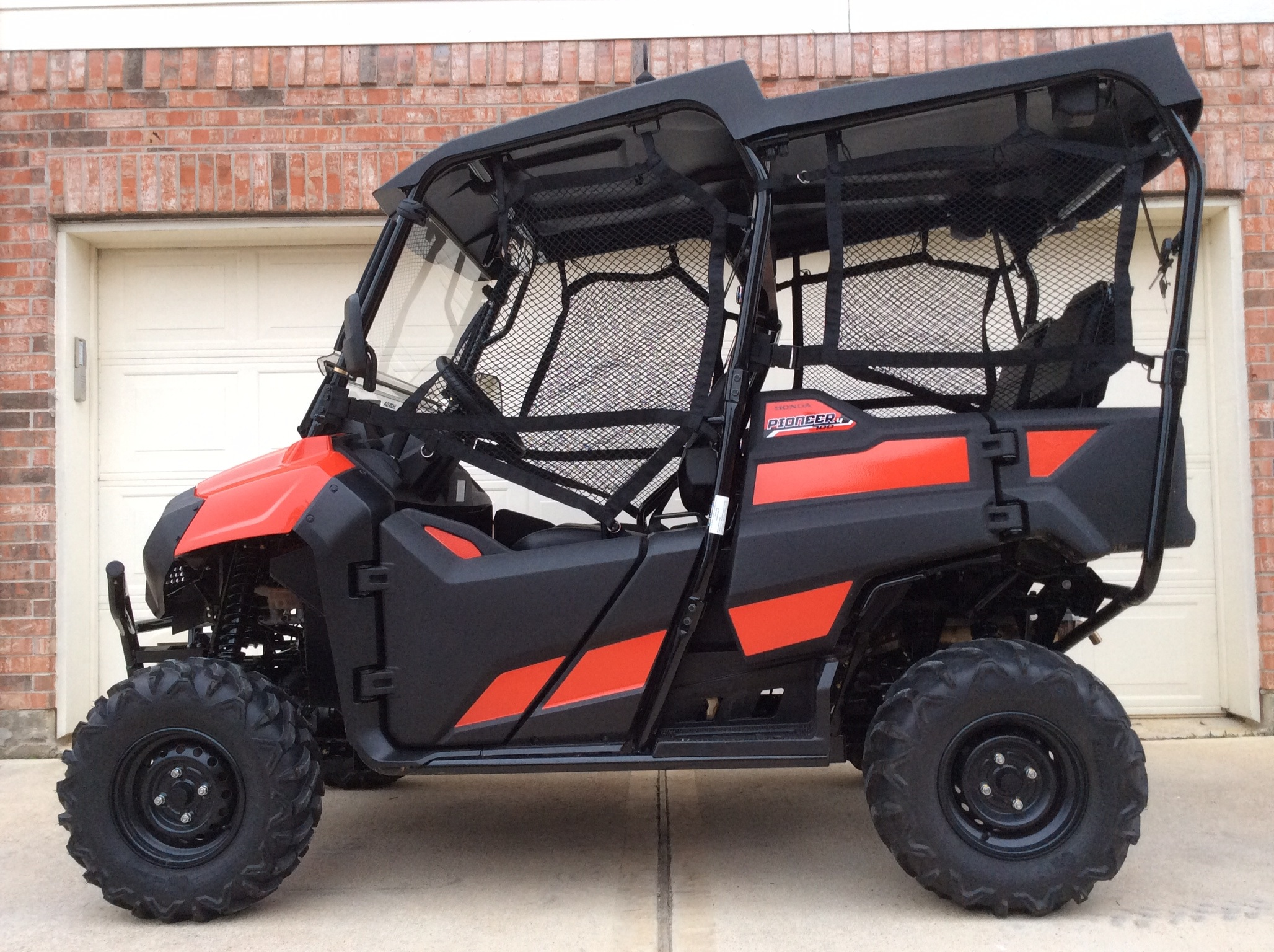 NEW HONDA PIONEER GRAPHIC KIT IS NOW AVAILABLE! | The Honda