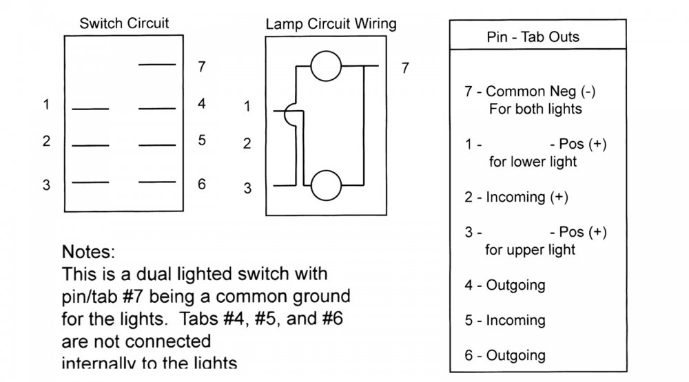 winch rocker switch wiring diagram wiring diagram switch wiring help archive hot rod forums
