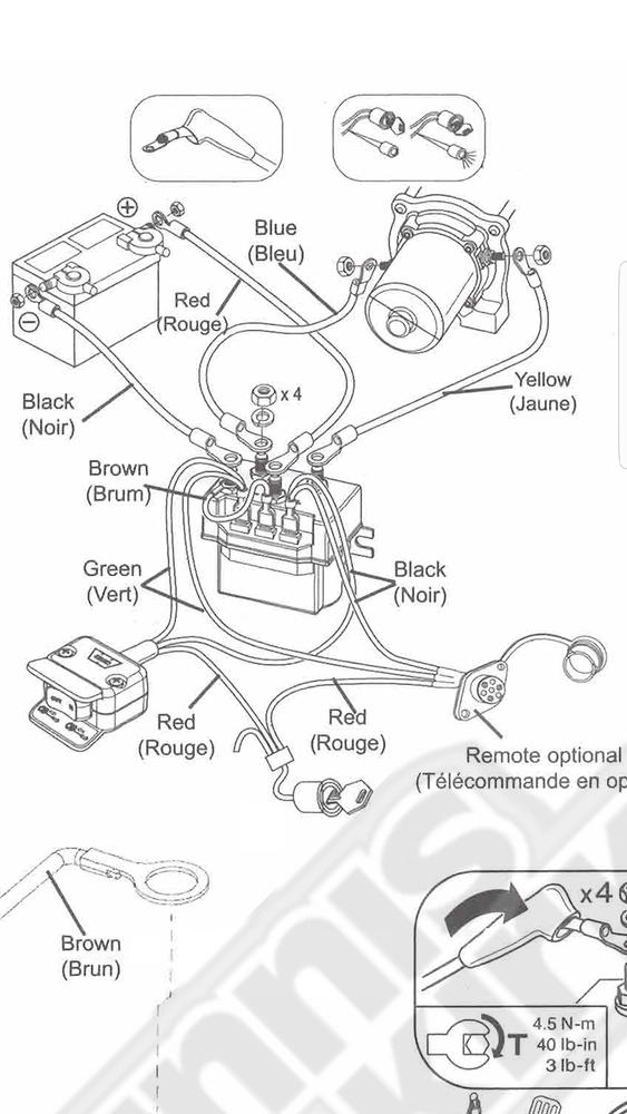 Wireless Winch Remote Wiring The Honda Side By Side Club