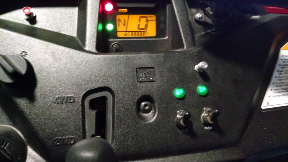 P500 - Street Legal Kit | The Honda Side by Side Club!